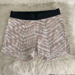 Pink Victoria secret sport shorts